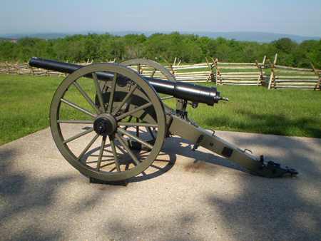 Welcome to my website for Battle of Gettysburg buffs, old